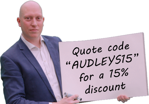 quote for audleys wood basingstoke magician