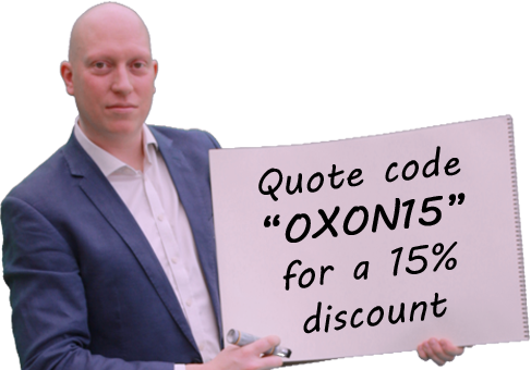 quote for oxford magician