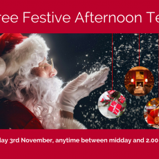 A FREE Festive Afternoon at Apollo Hotel, Basingstoke