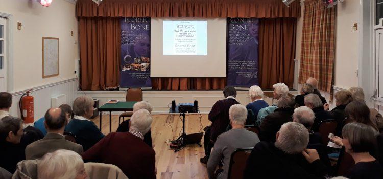Brimpton WI Presentation Talk