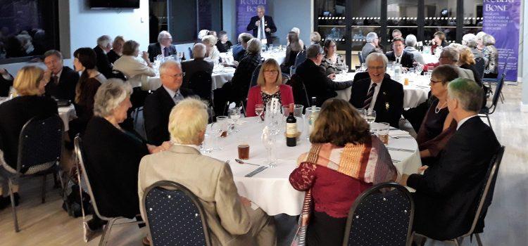 Reading Matins Rotary Club Annual Dinner